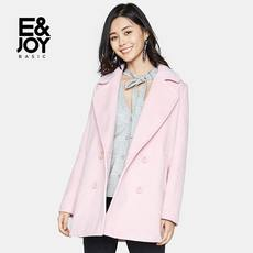 Etam/ Iger E/joy classic long suit collar coat 8A2034002