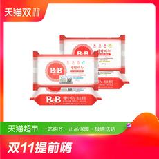 South Korea imported B / B / Boryeong baby laundry soap 200g * 4 artichoke chamomile diaper BB soap mild