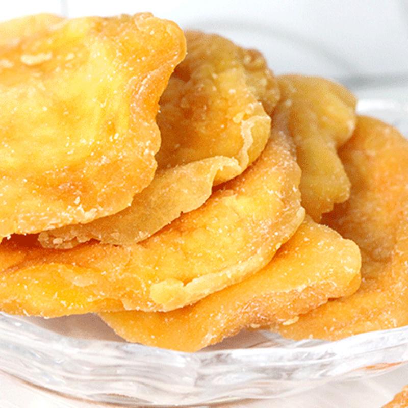 西贡小姐进口哈密瓜干60g/包休闲零食蜜饯果脯果干