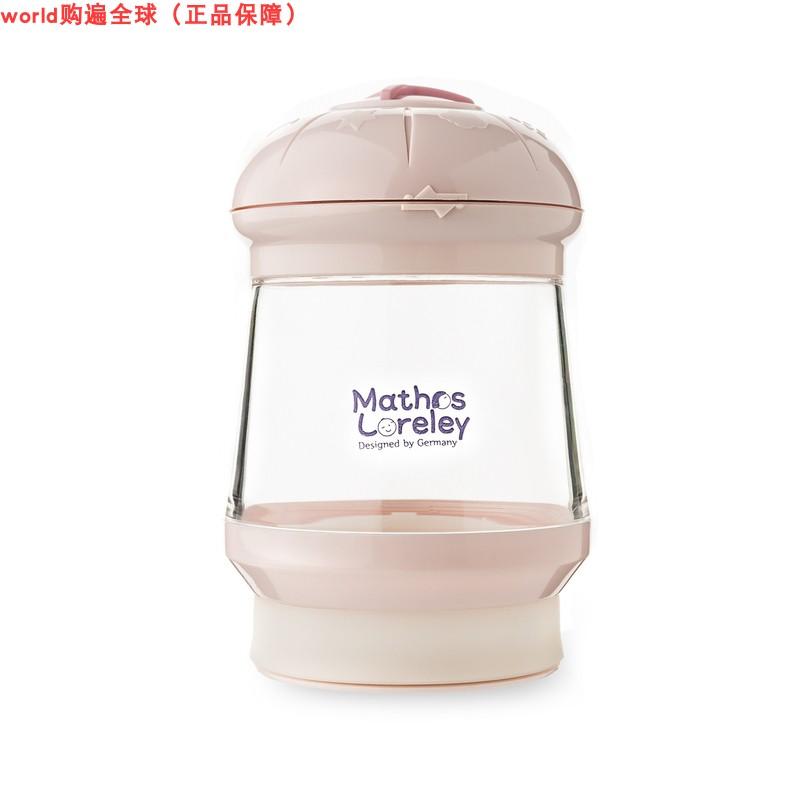 韩国原产奶瓶奶嘴消毒器Mathos Loreley便携强力消毒器杀菌器推荐