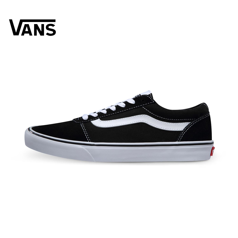 Vans/范斯黑色/白色/男款运动鞋板鞋 VN0A36EMC4R