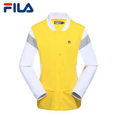 FILA Fila Spring New Women's Knit Baseball Jacket |26613714