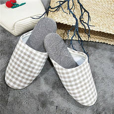 Household slippers, numb cotton slippers, women's indoor ultra light wooden floor slippers - door 4 and 5 rows + cabbage price