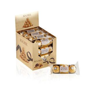 费列罗榛果威化巧克力48粒婚庆礼盒装结婚喜糖批发中秋节礼物