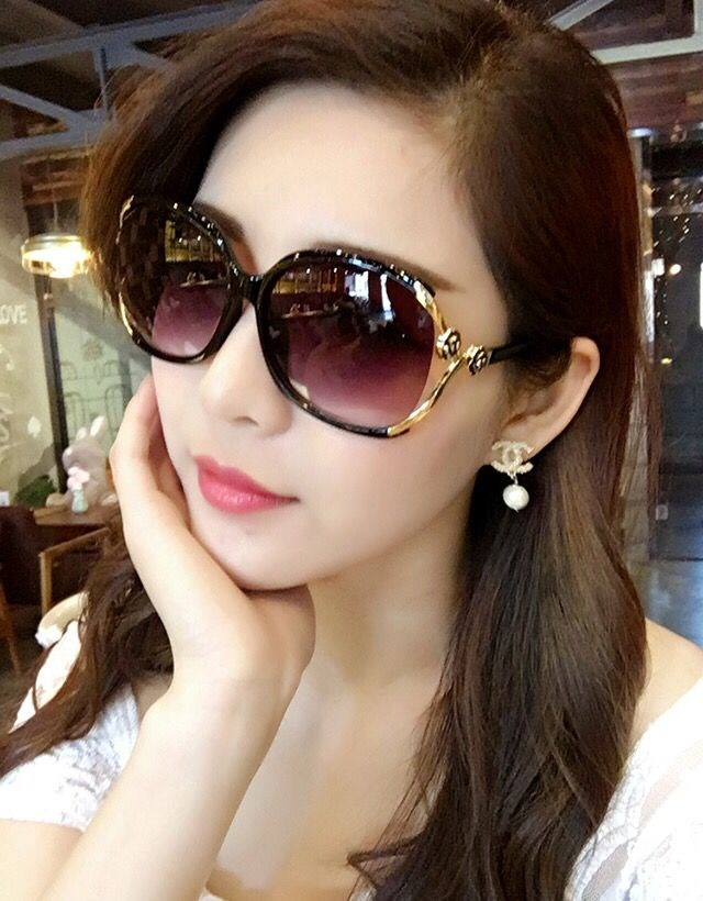 太阳镜女士2018新款韩版潮防紫外线圆脸女式墨镜眼睛网红防晒眼镜