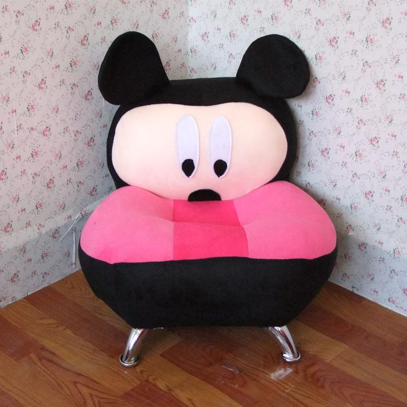 可爱单人沙发