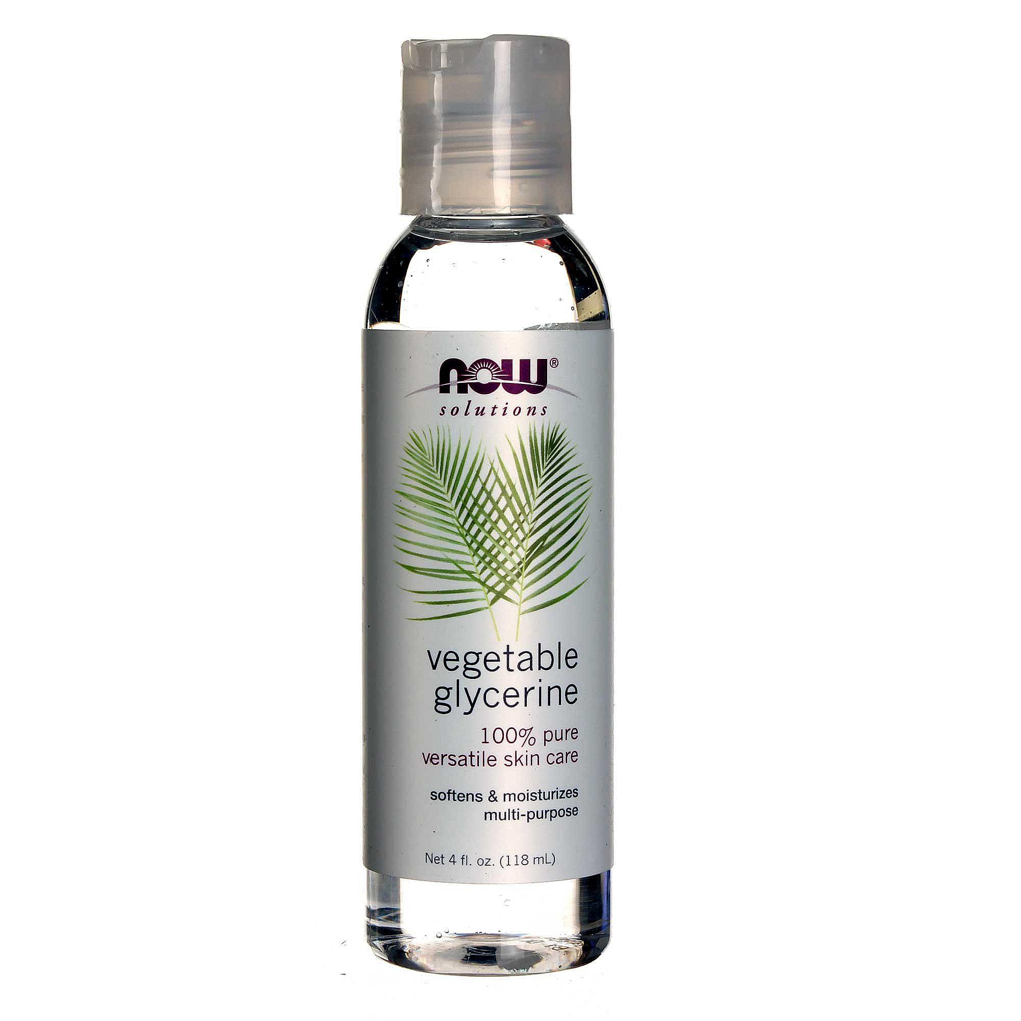美国进nowfoods100%纯度绿植美体护肤保湿基底按摩精油118ml