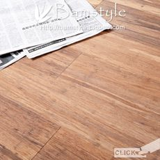 2014 lock buckle bamboo flooring - for geothermal