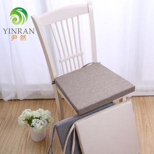 高密海绵垫坐垫加厚椅子垫学生办公室垫子沙发垫实木餐椅垫软定做