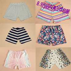 New products 15 spring and summer women modal stretch candy color pajama shorts home pants beach pants safety pants