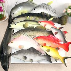 Simulation fish model food props PU squid squid squid toddler toy model room window decoration decoration