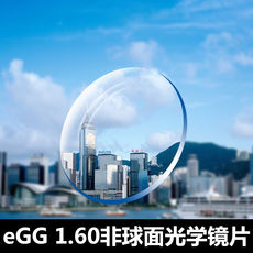 [Use of myopia below 600 degrees] eGG1.6 aspheric lens myopia lenses not only sell