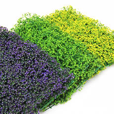 Simulation plant wall grass artificial turf wall decoration garden outdoor indoor decoration kindergarten encryption lawn
