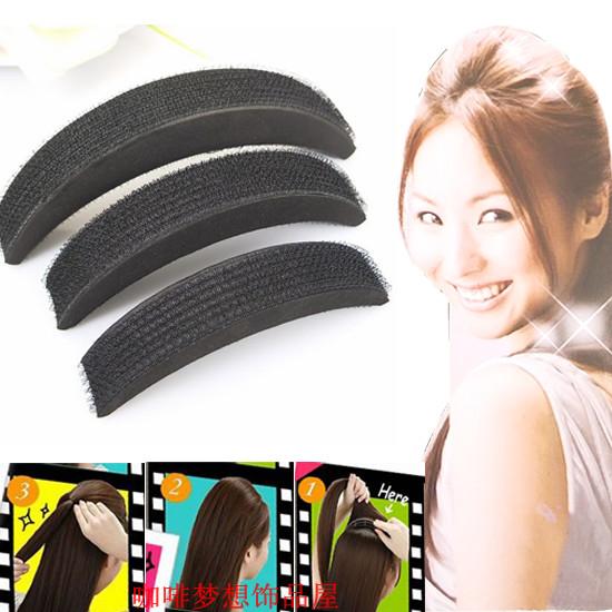 升级版 美发工具蓬发蓬松刘海发夹头发增高器蓬蓬贴发垫高垫发器