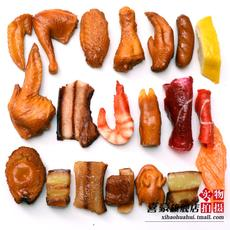 Simulation Food Food Model Chicken Leg Sausage Chicken Wing Meat Shooting props Modeling Decoration