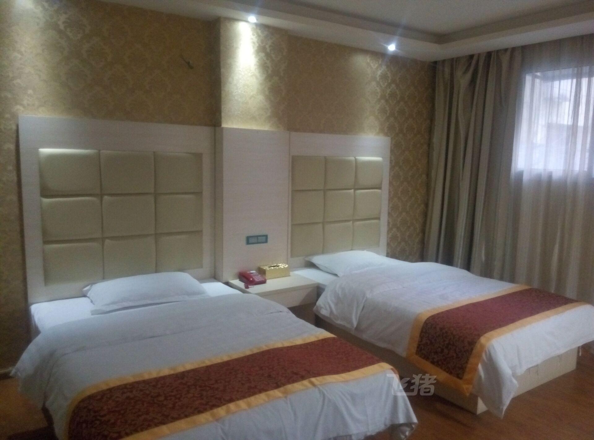 棕榈树 Spa 酒店Preferred City View Room 1 Kin
