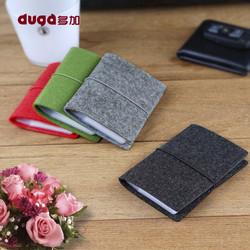 多加 韩国男女式可爱卡包 多卡位超薄卡片包大容量驾驶证夹套名片册袋