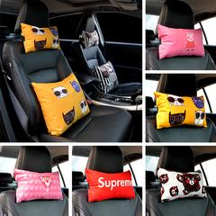 汽车头枕靠枕车用护颈枕车内车载座椅枕头卡通创意可爱个性潮牌