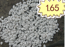 Value lobby ash barrel stone rice Color stone hotel lobby trash can quartz sand coarse sand 1.25 / kg