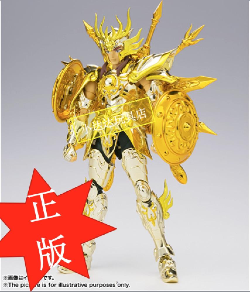 万代 圣衣神话EX 黄金圣斗士 神天秤天平 童虎