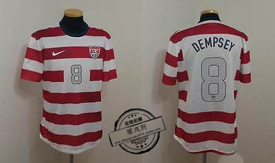 代购美国足球球衣足球服邓普西富勒姆英国托特纳姆热刺成人男