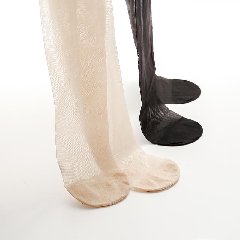 3双装任意剪丝袜女夏季超薄款宅小惑日系包芯丝连裤袜隐形防勾丝