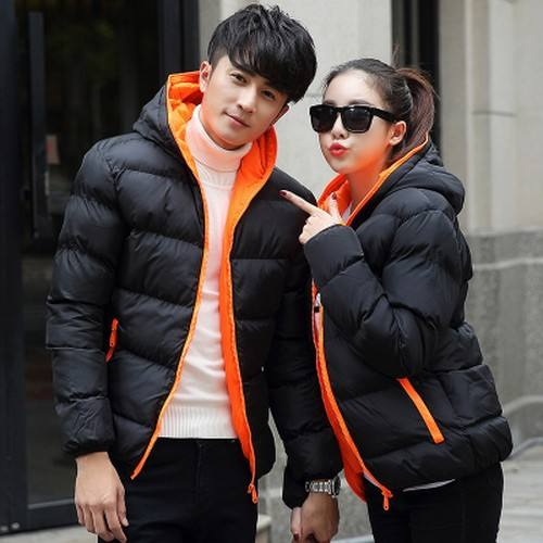 Winter Men's Jacket Cotton Scorpion Cotton Wear Couple Bread Dress Korean Trends Thicken Winter Short Jacket Men's Wear