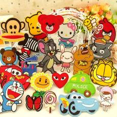 Cartoon Clothes Patch Patch Fashion Pattern Stickers Pants Decor Down Patch Hole Embroidery Child Applique