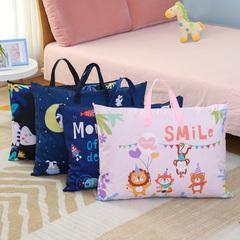 幼儿园被子收纳袋装被子的袋子手提袋儿童被子收纳包帆布被褥袋