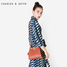 CHARLES/KEITH Kelly bag CK2-50270031 Europe and the United States small shoulder Messenger bag