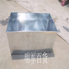 Iron turnover box metal box toolbox toolbox iron box metal box manual processing can be customized