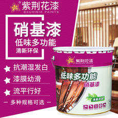 Bauhinia paint low-odor multi-functional nitrocellulose lacquer furniture wood paint nitro metal paint clear lacquer white paint