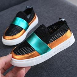 儿童运动鞋女童运动鞋春秋季跑步鞋男童休闲鞋子透气宝宝运动鞋子
