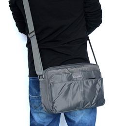 2019新款男士包包防水尼龙牛津帆布单肩斜跨背包商务休闲包公文包