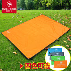 Picnic mat tent waterproof mat outdoor barbecue cloth camping mat tide canopy waterproof Oxford cloth mat