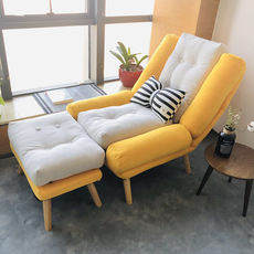 Nordic lazy sofa bed...