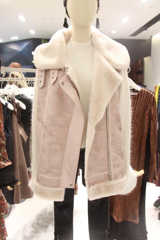 韩国代购 Hyhill 女士百搭时尚马甲不含其它均码