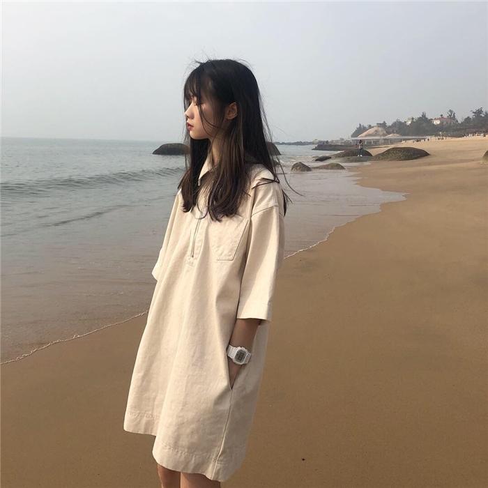 2019新款流行很仙法国小众桔梗智熏法式超仙女森系甜美连衣裙子夏