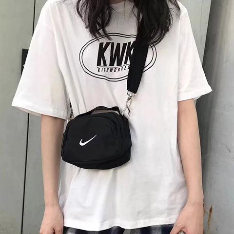 女包包斜挎韩版女学生2019春夏新款单肩包ins同款社会百搭手提包