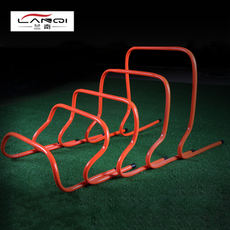 30cm small curved football training hurdle fitness training fitness equipment equipment agile jump bar