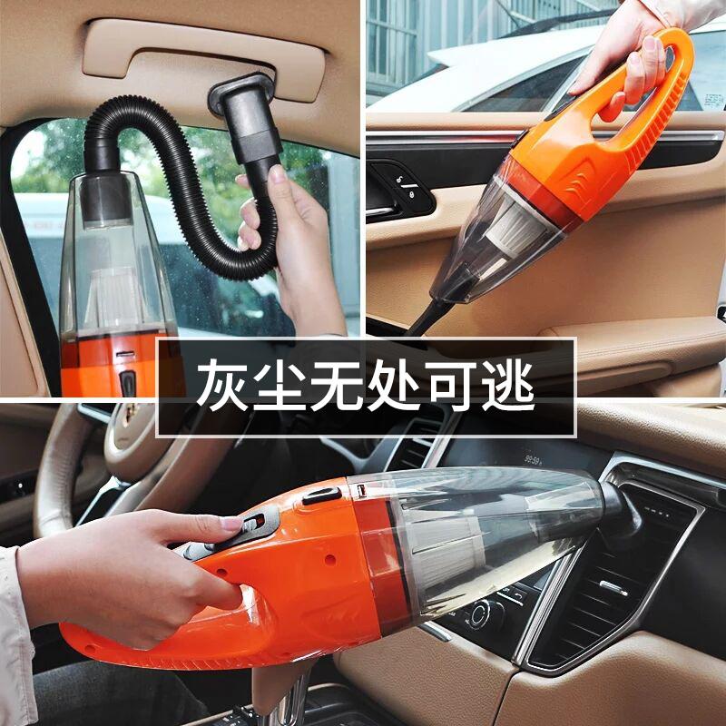 车载吸尘器车用家车两用大功率汽车车内无线迷你小吸尘器强力专用