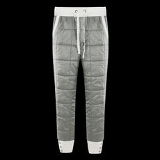 Winter thick warm pants trousers men's youth wear outdoor sports and leisure light slim feet tide models