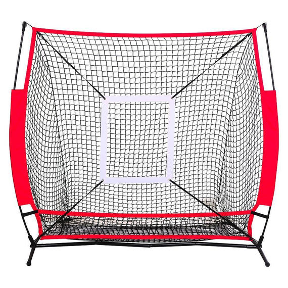 Baseball nets softball hit practice nets pitcher training net block net batting net 5 feet set net