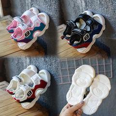 女童凉鞋2019新款夏季时尚软底儿童鞋小童宝宝鞋三1-3岁2男童鞋子