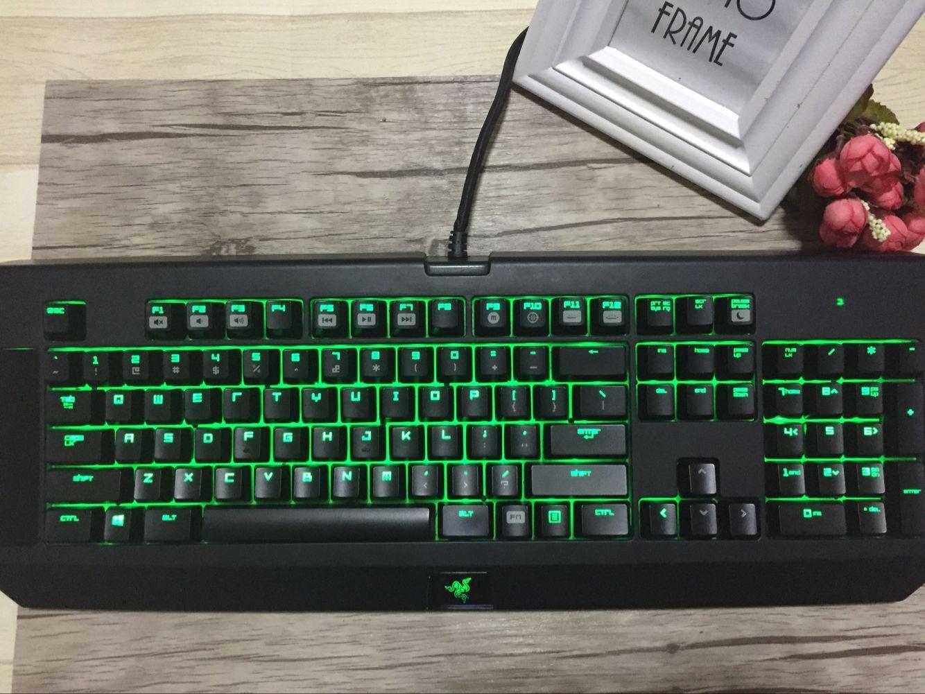 雷蛇 键盘图片
