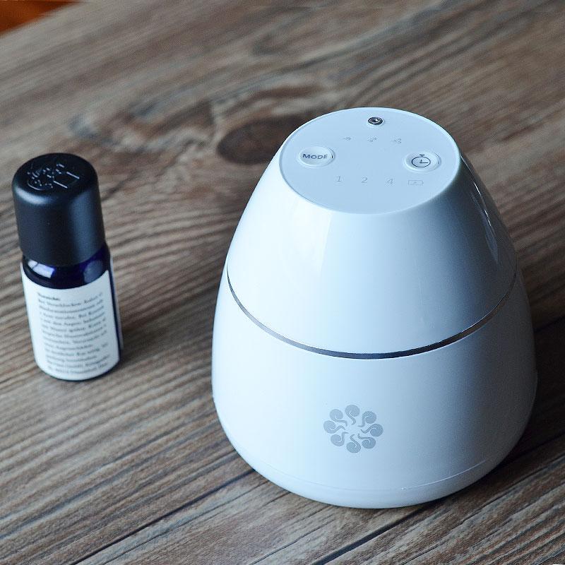 便携式充电扩香机车载自动精油冷香仪卧室小型加喷香机家用扩香仪