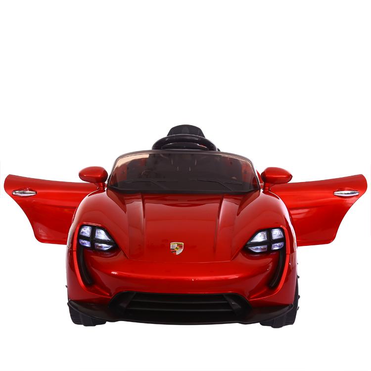 婴儿童电动车小汽车四轮可坐人充电遥控玩具车宝宝女男孩1-3岁-6