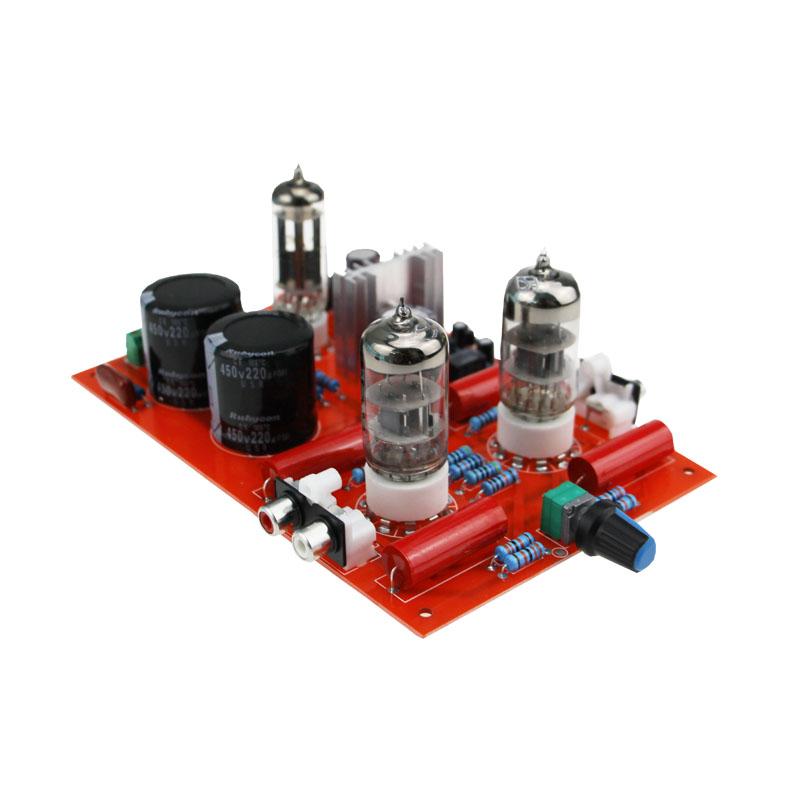 6N3/GE5670电子管 胆整流 HIFI功放胆前级 胆机 DIY套件(含环牛)