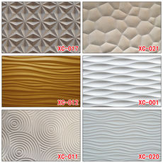 Wave board decorative board background wall wave relief board environmental protection E1 level wall decoration material factory direct