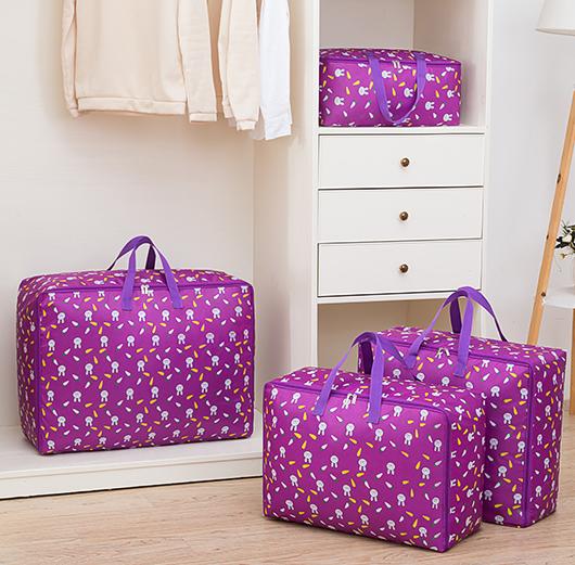 装棉被子子的收纳整理袋衣物牛津布超大搬家神器衣服打包行李袋子